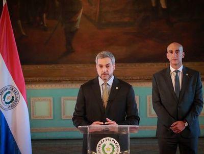 """Una """"oportunidad"""" para que Abdo Benítez explique cada decisión tomada durante la pandemia"""