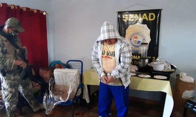 Desbaratan laboratorio de cocaína en CDE, ocultaban la droga en zapatillas para comercializarlas
