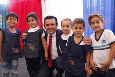 Petta advierte con denunciar a padres si desmatriculan alumnos – Prensa 5