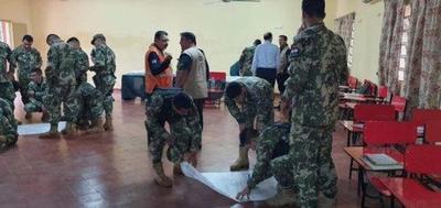 Fuerzas Militares comparten cronología de personal contagiado – Prensa 5