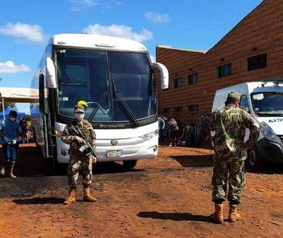 Militar violó la cuarentena y dio positivo a Covid-19