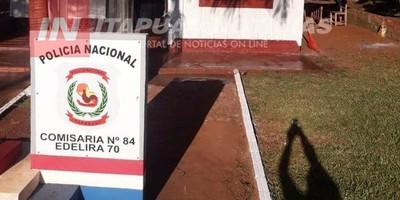VIOLENTO ASALTO A QUINIELERO EN EDELIRA KM 70.