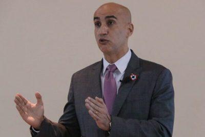 Mazzoleni responde a consulta sobre candidatura