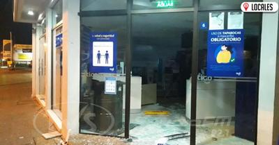 Malvivientes robaron celulares del interior de un local de TIGO en Encarnación