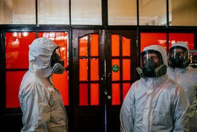 Récord de muertos diarios en Rusia por el coronavirus