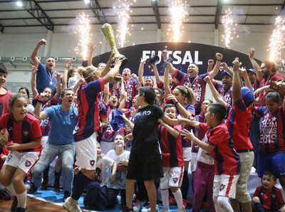 Futsal Femenino: las campeonas son de Barrio Obrero