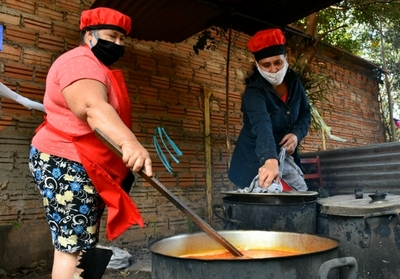 Organizaciones sociales de Central reclaman alimentos para ollas populares