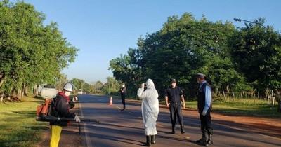 Irán a cuarentena total tras paseo de militar con COVID-19 en distrito de Paraguarí