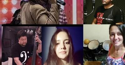 Músicos dedican canción a enfermeras que enfrentan el COVID-19