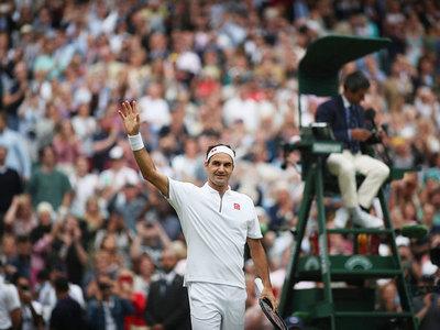Federer lidera la lista de deportistas mejores pagados del planeta