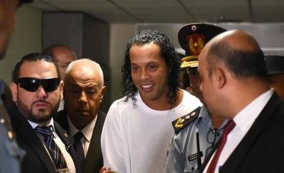 HOY / Confirman prisión preventiva del brasileño procesado en la causa de Ronaldinho