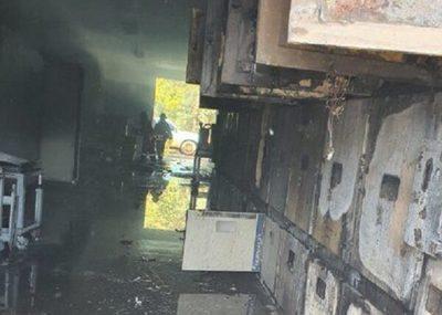 Incendio en subestación deja sin energía a 17.000 usuarios