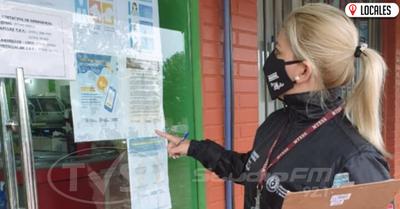 Dirección de Trabajo prosigue con la inspección de empresas en Itapúa
