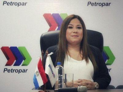 Fiscalía imputa a Patricia Samudio, ex titular de Petropar