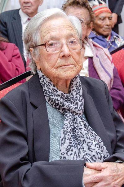 Fallece reconocida artesana, maestra en la elaboración del poncho de 60 listas