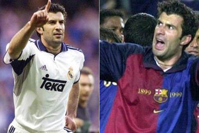 Para Figo, hoy sería más difícil un paso del Barcelona al Real Madrid