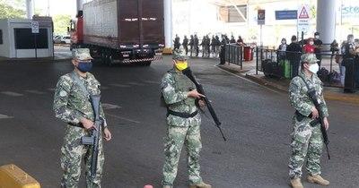 No descartan aislar a Alto Paraná del resto del país