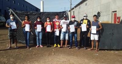 Ya suman 38 los casos de COVID fuera de los albergues en Alto Paraná