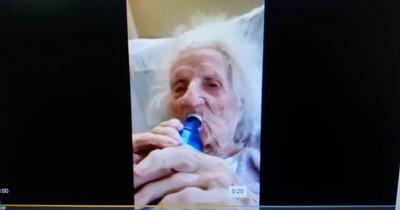 La mujer de 103 años que venció al COVID-19
