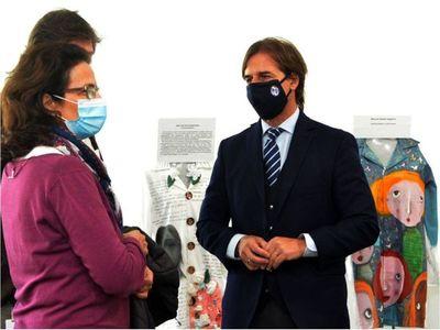 Presidente uruguayo, en cuarentena por posible contagio