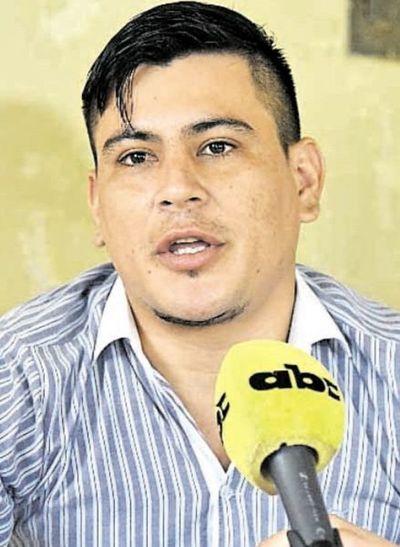 Audiencia  del caso Rodrigo