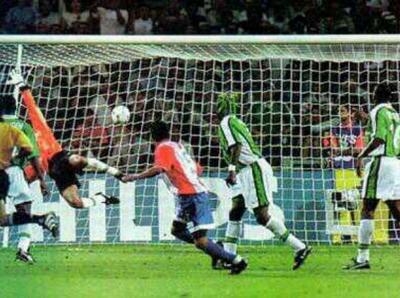 El mejor gol de la Albirroja en Copas del Mundo