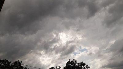 Anuncian lluvias para esta noche y frente frío desde mañana