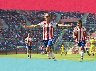 Marcar goles por la Selección es un pasión