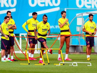 Los clubes de La Liga volverán a los entrenamientos colectivos