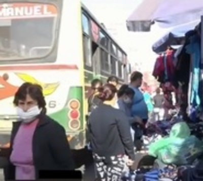 Covid-19: Circulación comunitaria en Central preocupa a Salud