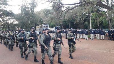 Intensifican controles ante aumento de casos sin nexo en Alto Paraná