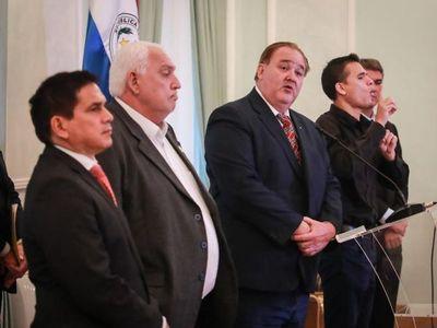 Consejo de Gobernadores respalda gestión de Mazzoleni ante pandemia