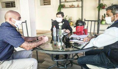 """""""No perdamos todo lo que hemos avanzado"""", pide Mario Abdo"""