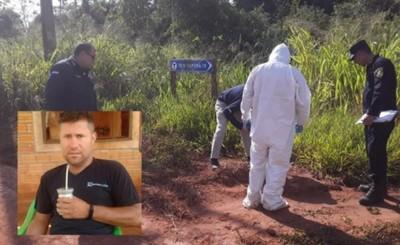 Hallan muerto a hombre que fue a trabajar de macatero en Tembiaporã