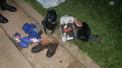Residente de albergue en Caacupé supuestamente sorprendido robando