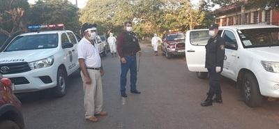Caso Militar: Fiscalía interviene para cumplimiento de Protocolo Sanitario en San Roque Gonzalez