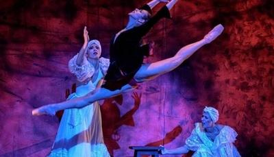 "HOY / El ballet romántico ""Giselle"" se suma a Nde Rógape"