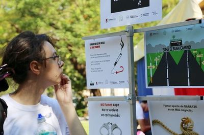 """ISBA hará muestra virtual por  """"Día Mundial sin Humo"""""""