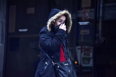 Anuncian lluvias e ingreso de frente frío para este domingo