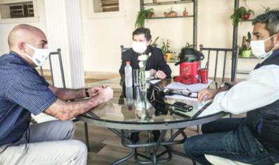 Mario Abdo insta a la ciudadanía a ser responsable y no caer en retroceso