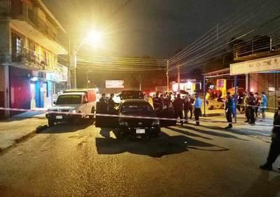 Sucedió en Luque: Policías balean a un niño de 6 años durante una persecución