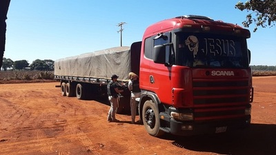 Testeo obligatorio para todos los camioneros arranca este lunes