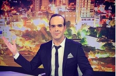 Álvaro Mora estrenó nuevo programa de tv