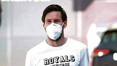 """HOY / Messi: """"El fútbol, como la vida en general, no volverá a ser igual"""""""
