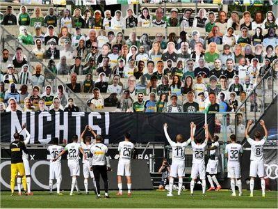 El Borussia Mönchengladbach se reengancha a la pelea por la segunda plaza