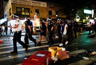 Otro muerto en una nueva noche de disturbios en Estados Unidos