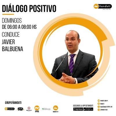 Diálogo Positivo con Javier Balbuena