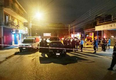 Niño de 6 años resultó herido durante una persecución – Prensa 5