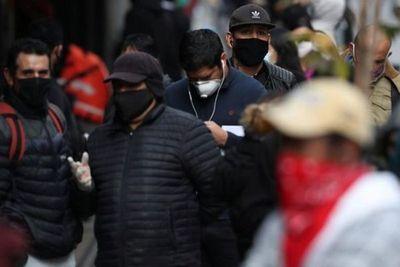 Chile roza los 100.000 contagios de coronavirus; supera el millar de muertos