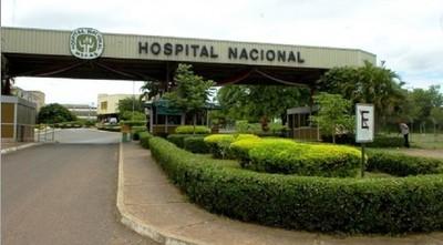 Fiscalía informa que el paciente con Covid que se fugó de Hospital Nacional de Itauguá regresó voluntariamente